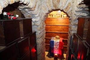 Chambre funéraire | Mémorial de Dormans