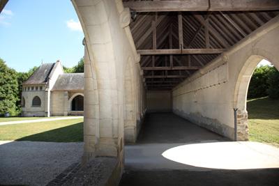 Cloître | Mémorial de Dormans