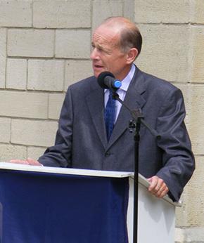 Cérémonie du 5 juillet 2009: Allocution de M. le Comte Philippe de LA ROCHEFOUCAULD