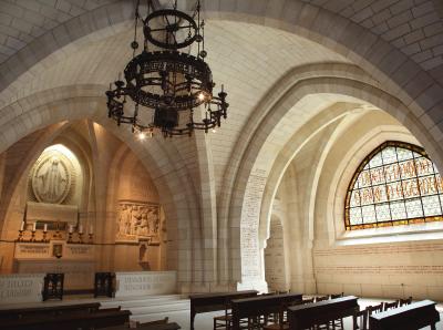 La Crypte || Mémorial de Dormans