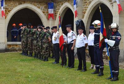 Détachement du 501e Régiment de Chars de Combat de Mourmelon