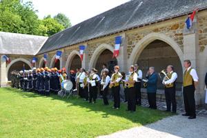 Dormans, manifestation août 2014: Fête de la chapelle