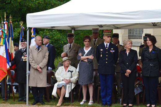 De nombreuses autorités présentes au lancement des commémorations du Centenaire