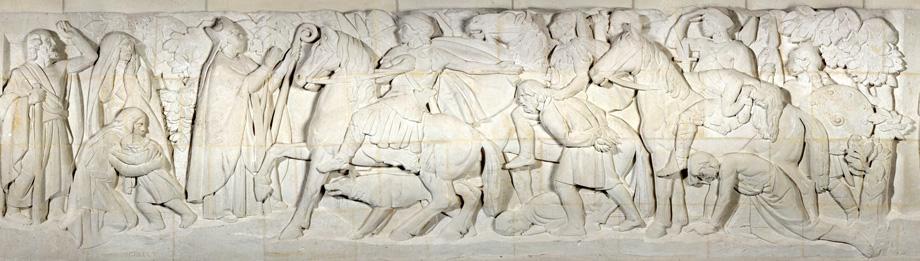 Mémorial de Dormans, Pano Pilier Gauche Entrée (451)