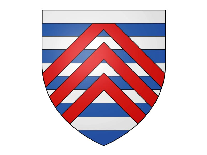 Blason de la famille de la Rochefoucauld