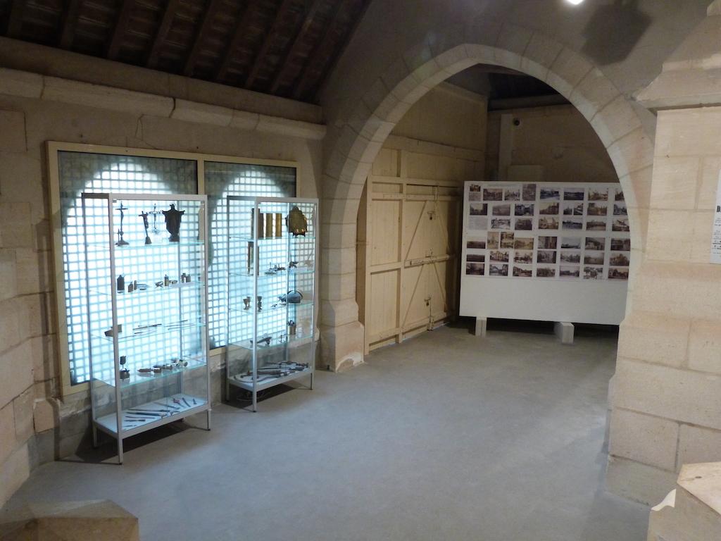Une nouvelle salle d'exposition au Mémorial